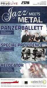 Plakat Online Jazz meets Metal_600px