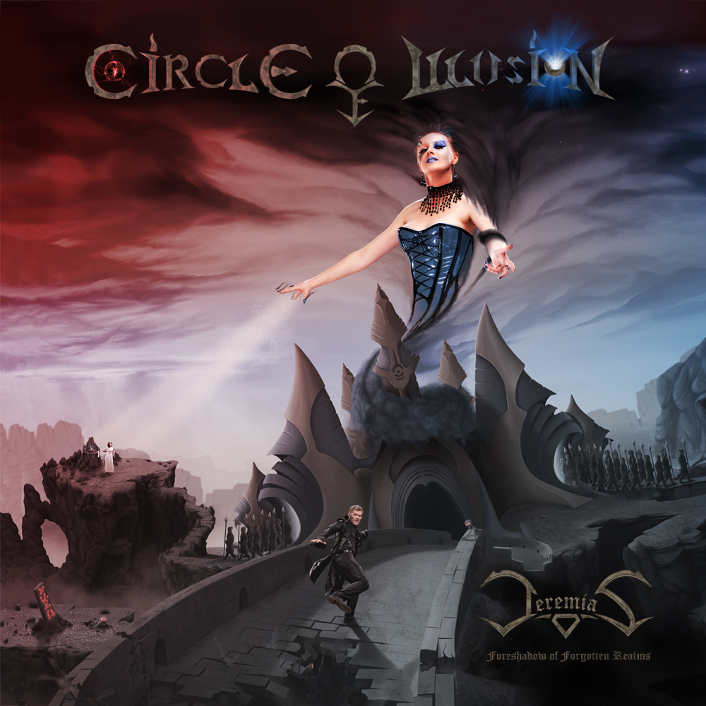 Circle of Illusion Jeremias cover 1000px